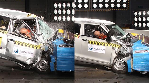 Maruti Suzuki承诺会加强汽车的基础安全性!