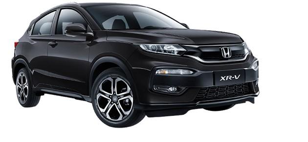 HR-V的双生兄弟?东风本田XR-V登陆中国市场!