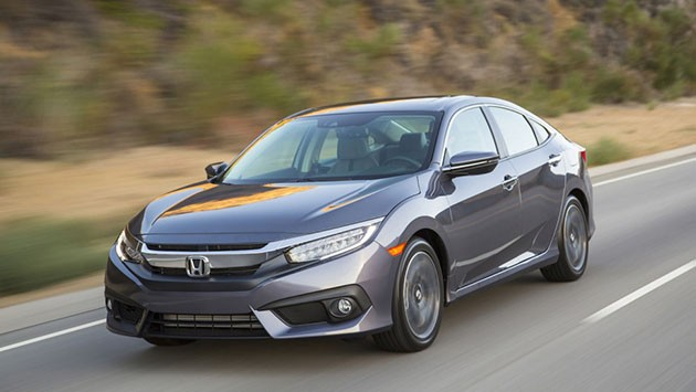 没有手排怎么爽?Honda Civic X新增6速手排款!