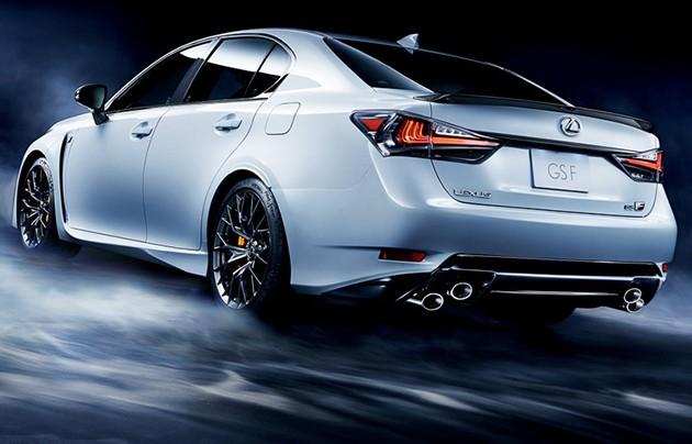 回归故乡!Lexus GS-F终于回归日本销售挑战BMW M5!