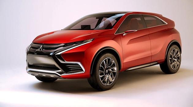 反击号角正式吹起!Mitsubishi将在洛杉矶车展全球首发两款新车!
