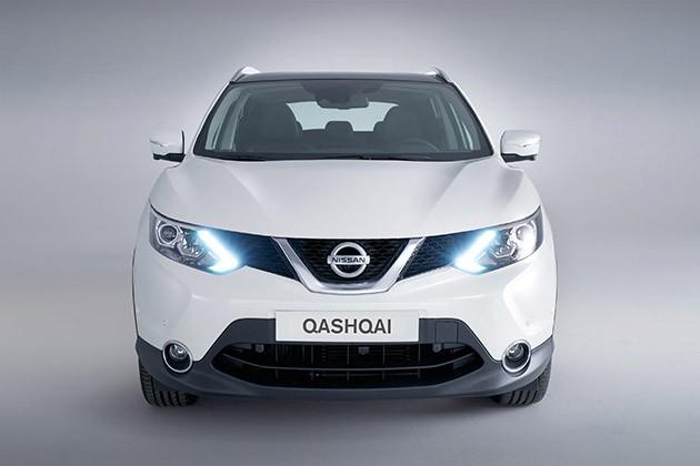 Nissan Qashqai逍客在中国终于大改款!搭载全新1.2涡轮增压引擎!