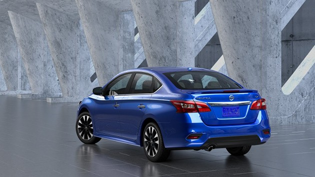 Nissan Sylphy小改款正式发布!换上全新家族V型脸!