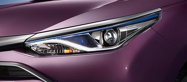 一个车款双版本!广汽丰田发布Corolla Levin HEV!