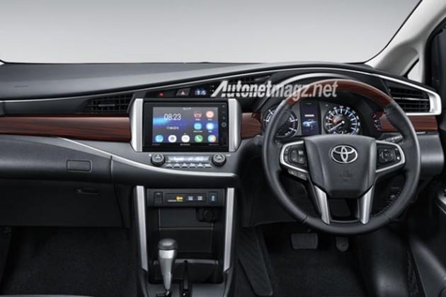 2016 Toyota Innova清晰照再次曝光!