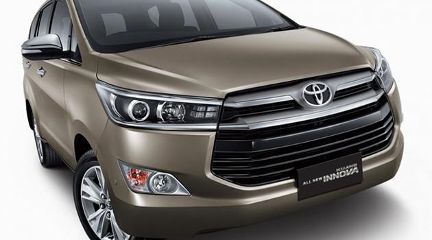 完全是新的!Toyota表示全新Innova仅使用5%的旧样式零件!