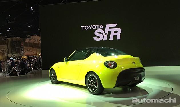 就是要涡轮!Toyota新跑车将会搭载1.2涡轮增压引擎!