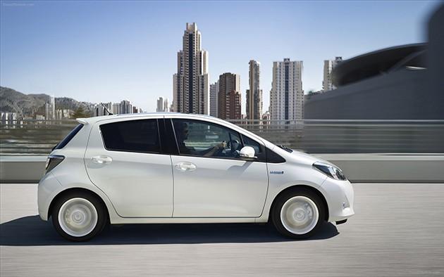 欧洲最畅销的Hybrid车款!第20万辆Yaris Hybrid正式下线!