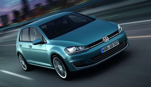 高尔夫再进化!VW Golf Mk8明年上市?