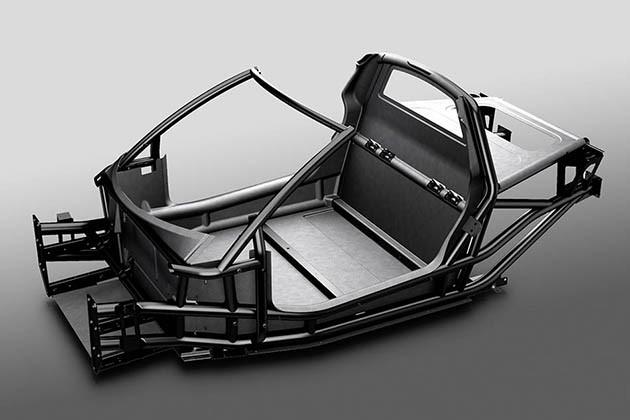 Yamaha发布全球首款轻量化碳纤维评价平台!这次终于玩真的??