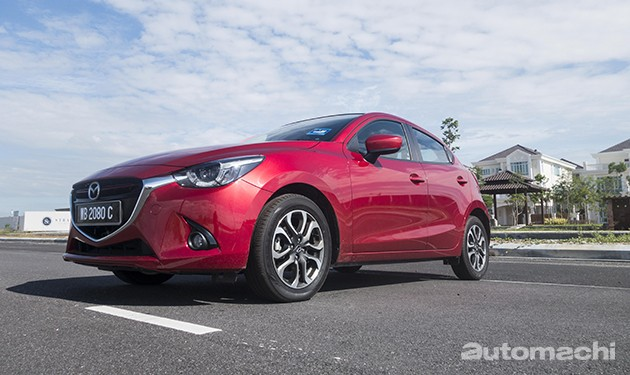 Mazda2 Skyactiv-D确定明年登陆大马?售价可能在10万令吉以下!