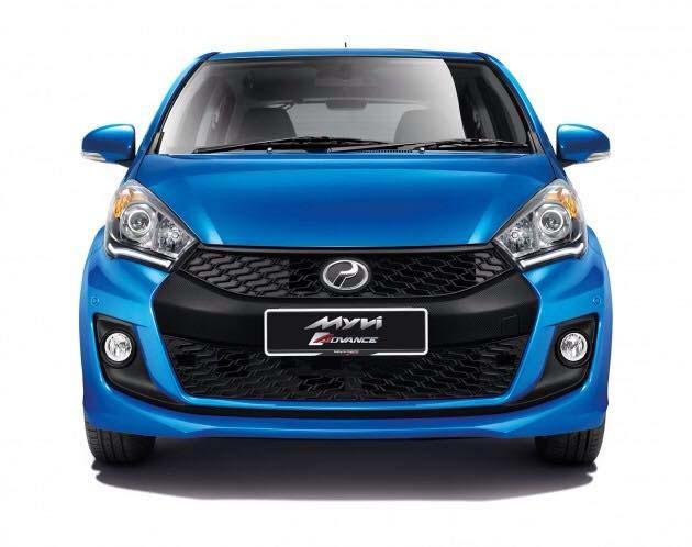 第3代Perodua Myvi大猜想!新引擎+ESC?