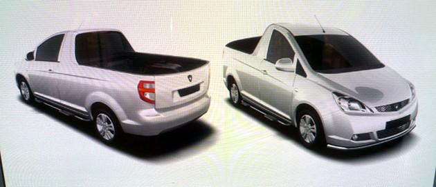 Asean Auto Show:Proton Pick-up Concept再次现身!