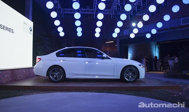 BMW 3系列小改款马来西亚正式发布!全新3刚涡轮引擎入列,售价从RM 208k起跳!