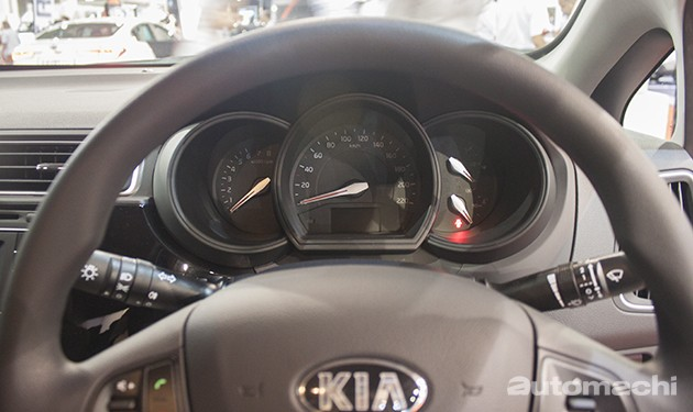 挑战Toyota Vios和Honda City!Kia Rio Sedan即将登陆我国市场!