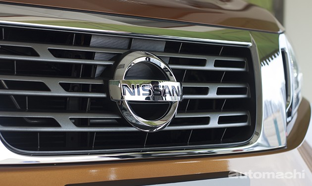 Nissan Navara NP300现真身!同级引擎中最强马力!
