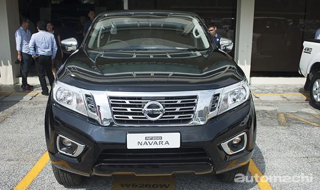 千呼万唤始出来!Nissan Navara NP300正式发布!