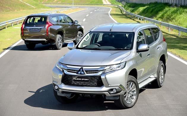 Mitsubishi Pajero Sport即将登陆印尼市场!搭载全新4N15柴油引擎。