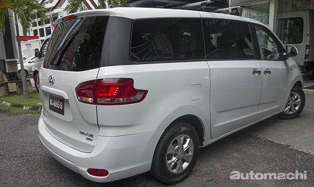 Maxus G10 ,物美价廉的10人座SUV?