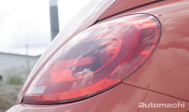 VW Beetle Club Edition,你是甲虫还是小钢炮?