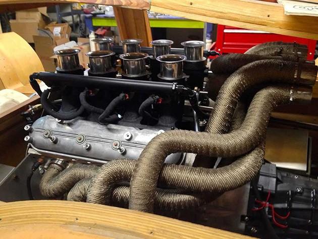 完全用木打造的跑车!Splinter最高时速可以达到360km/h!