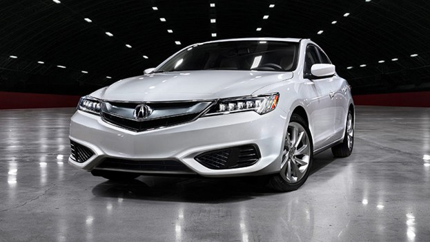 Honda Civic FB的高级版!Acura ILX !