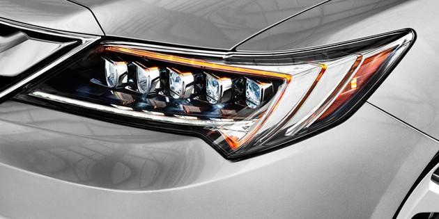 Honda Civic FB的高级版!Acura ILX !