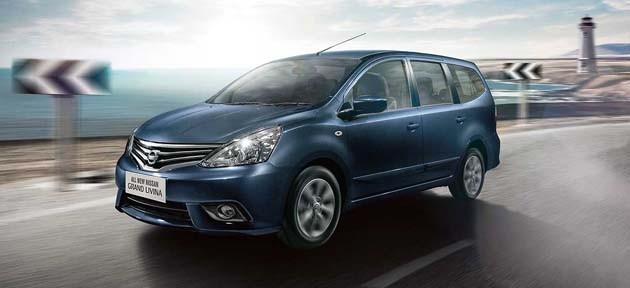 全新Nissan Grand Livina即将发布?