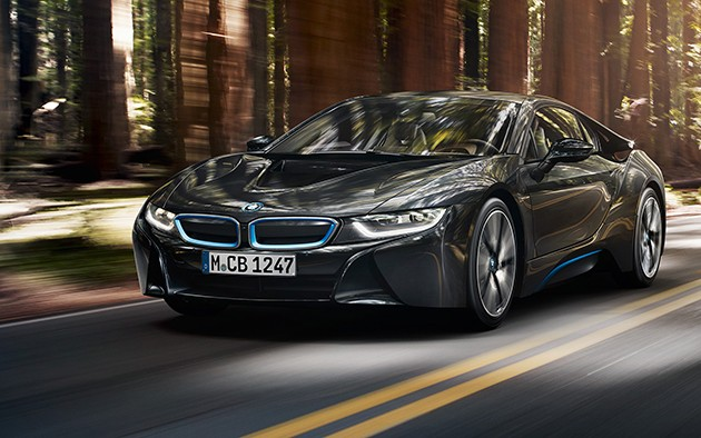 4.4L双涡轮引擎上身!Gabura Racing Technologies将打造BMW i8超级性能版!