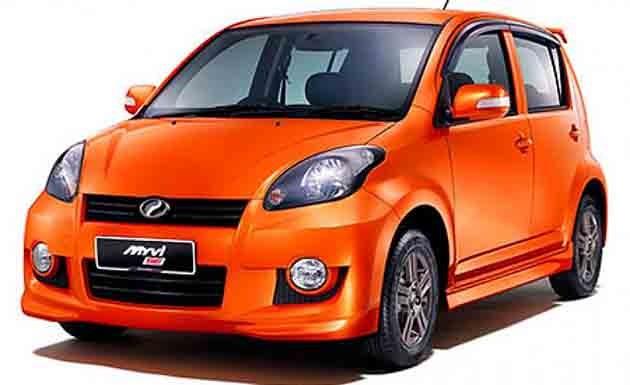 一个车款四间车厂共用!它就是Perodua Myvi!