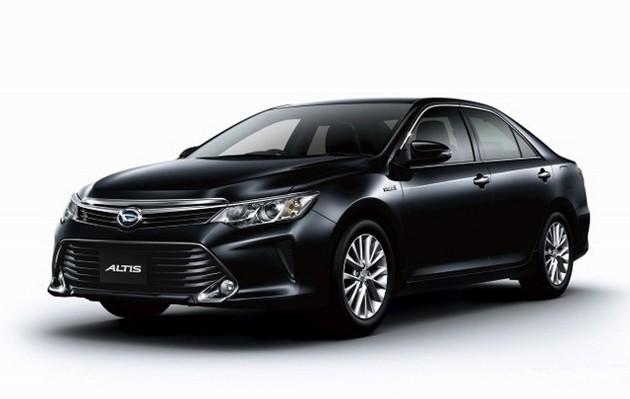 你没有看错它是Dauhatsu Altis而不是Toyota Altis!