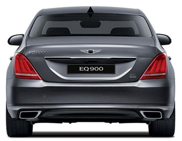 首款作品直接叫板7系列和S-Class!Genesis G90正式在韩国登场!
