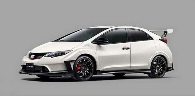 Civic Type-R就是要改装啊不然要干嘛?RevoZport推出Civic Aero kits!