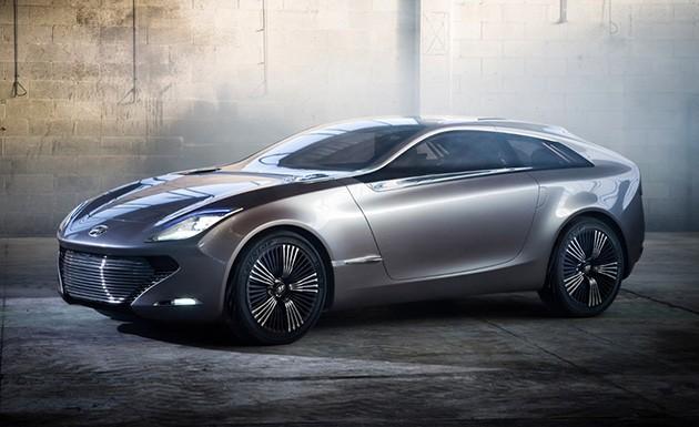 普锐斯杀手终极现身!Hyundai Ioniq即将在2016年第一季发布!