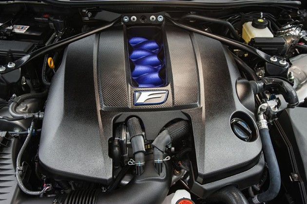 911终极杀手现身!Lexus LC500确定底特律车展全球首演!