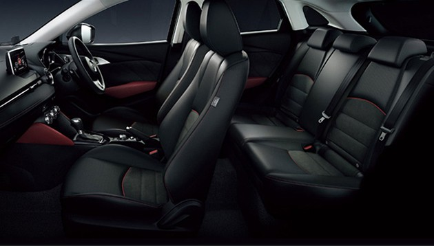Mazda在日本发布改良版CX-3!隔音表现更进步!