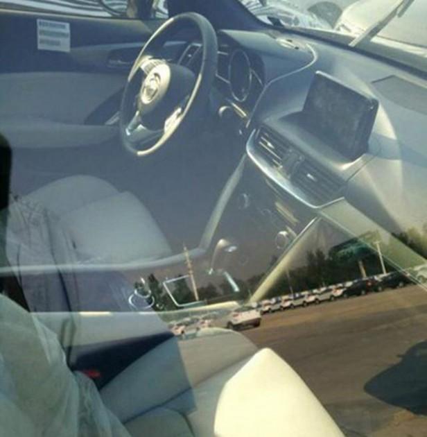 Mazda CX-4谍照现身!延续魂动设计!
