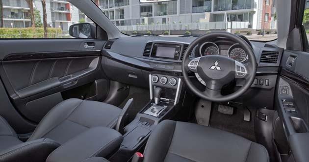 Mitsubishi Lancer小改款澳洲正式上市!