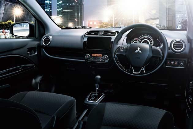 质感大幅升级!Mitsubishi Mirage小改款正式在日本发布!