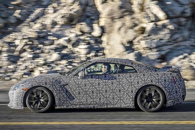 2017 GTR现身!R35小改款马力上看600hp!