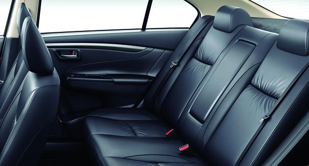 Suzuki Ciaz RS亮相曼谷车展,未来的Proton Eco Car?