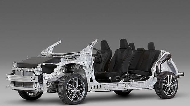 从绿能车到性能车!Toyota Prius的进化!(内有影片)