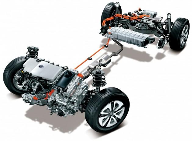 全新省油王Toyota Prius日本正式上市!1公升燃油可以跑40.8km/L!
