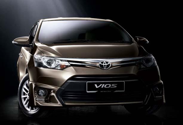 下一代Toyota Vios规格曝光!或搭载全新1.6L Dual VVT-I引擎!