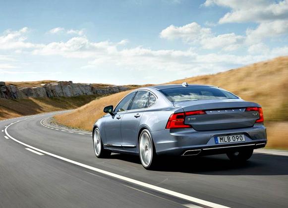 来自北欧的豪华旗舰!Volvo S90叫你看到什么是豪华!