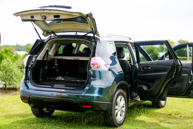 大马中型SUV之争!X-Trail,CR-V和CX-5