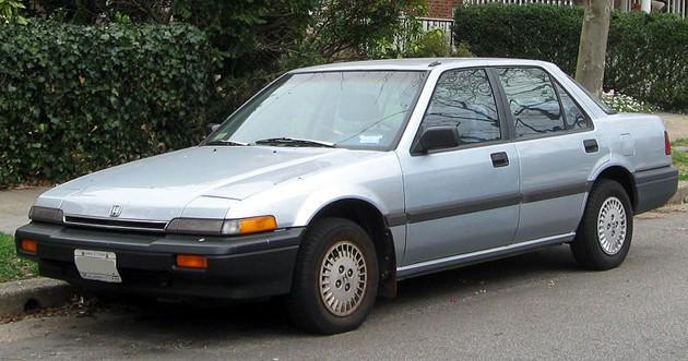 大马畅销D-Segment Honda Accord的进化史!