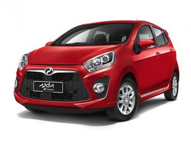 Perodua Axia G从明天开始起价RM 1,500但是新增ABS+EBD!