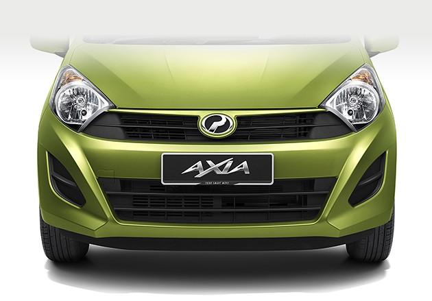 Perodua Axia明年再次起价RM 1,500???