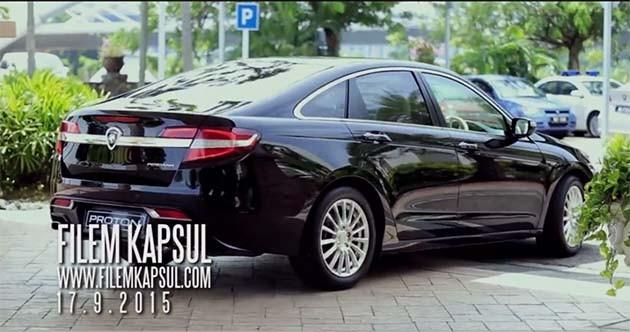 Proton Perdana 2016即将在2016年1月8号正式发布?